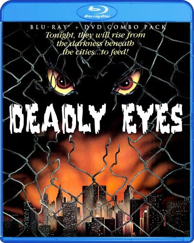 Deadly Eyes Deadly Eyes Blu Ray DVD R