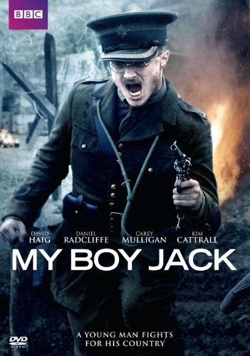 My Boy Jack Radcliffe Mulligan DVD