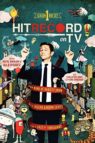 Joseph Gordon Levitt Hitrecord On Tv! Season One