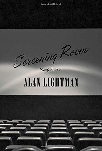 Alan Lightman Screening Room Family Pictures