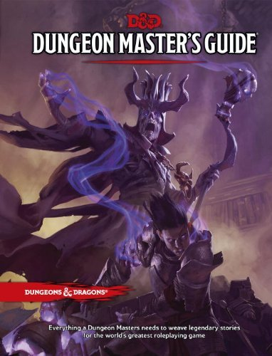 Wizards Rpg Team Dungeon Master's Guide Dungeons & Dragons | D&d