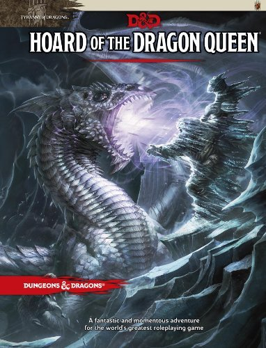 Wizards Rpg Team Hoard Of The Dragon Queen