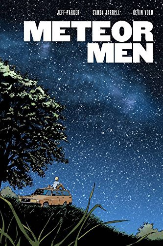 Jeff Parker Meteor Men