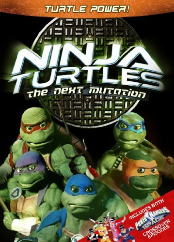Ninja Turtles Next Mutation Turtle Power! DVD