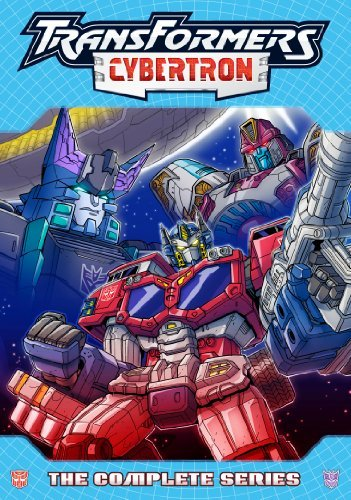 Transformers Cybertron Complete Series DVD