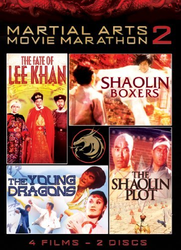Martial Arts Movie Marathon 2 Martial Arts Movie Marathon 2 DVD