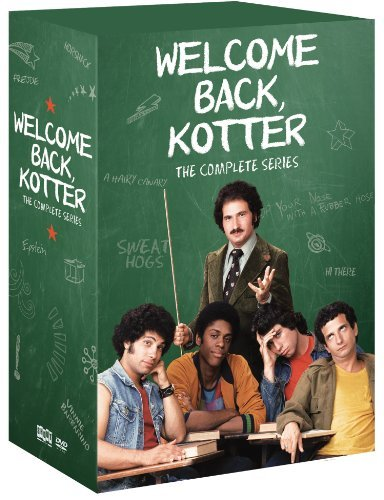 Welcome Back Kotter The Complete Series DVD