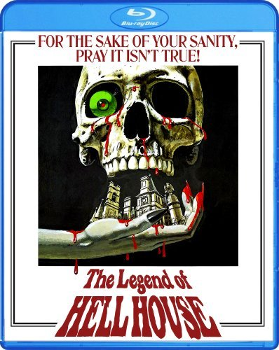 Legend Of Hell House Mcdowell Franklin Blu Ray Pg