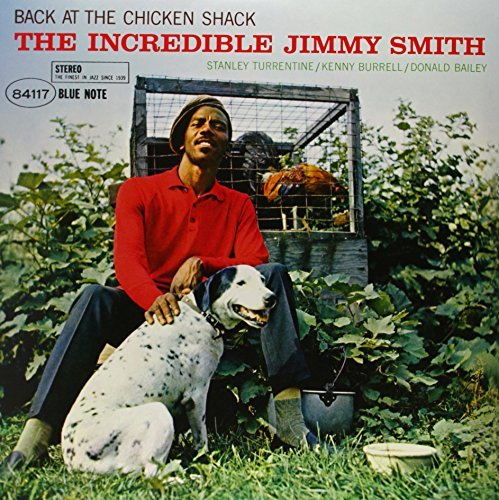 Jimmy Smith Back At The Chicken Shack