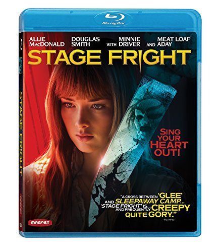 Stage Fright Macdonald Driver Meat Loaf Blu Ray R