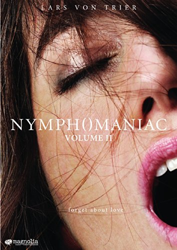 Nymphomaniac Volume 2 Gainsbourg Skarsgard Labeouf Thurman Slater Dafoe DVD Nr