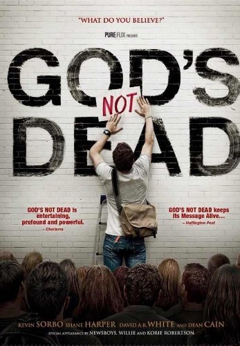God's Not Dead God's Not Dead DVD Nr