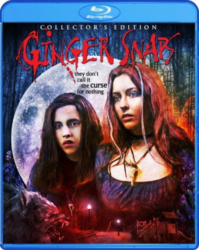 Ginger Snaps Collector's Edition Blu Ray DVD Ur