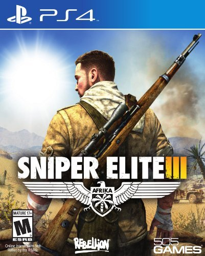 Ps4 Sniper Elite Iii 505 Games M