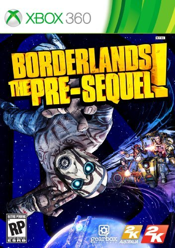 X360 Borderlands The Pre Sequel