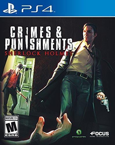 Ps4 Crimes And Punishments Sherlock Holmes