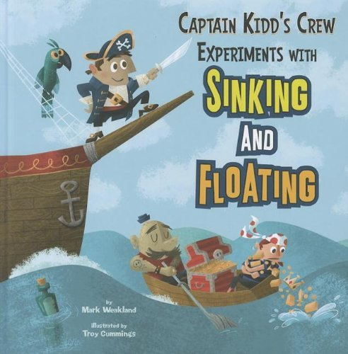 Mark Weakland Captain Kidd's Crew Experiments With Sinking And F