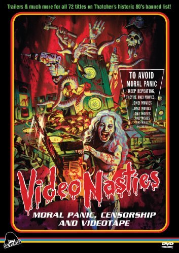 Video Nasties The Definitive Guide Video Nasties The Definitive Guide DVD Ur
