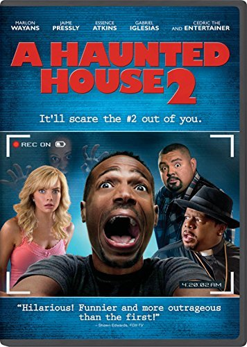 Haunted House 2 Wayans Pressly DVD R