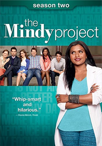 Mindy Project Season 2 DVD