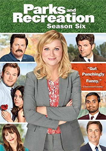 Parks & Recreation Season 6 DVD