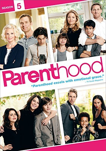 Parenthood Season 5 DVD
