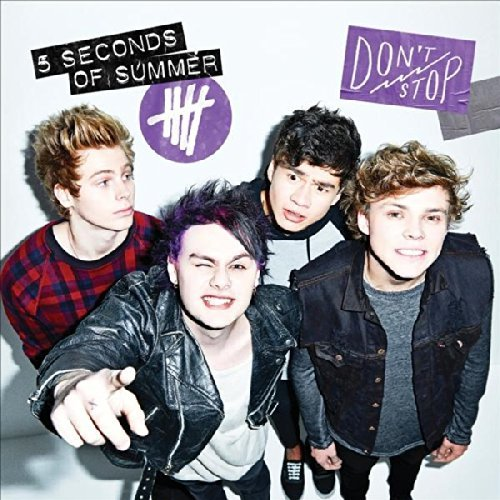 5 Seconds Of Summer Don't Stop (australian Bonus S Import Aus