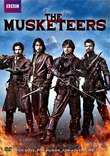 Musketeers Season 1 DVD
