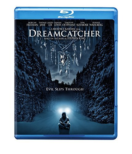 Dreamcatcher Freeman Jane Lee Lewis Blu Ray R