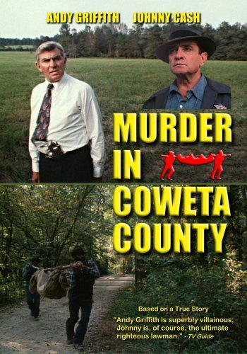 Murder In Coweta County Griffith Cash DVD Nr