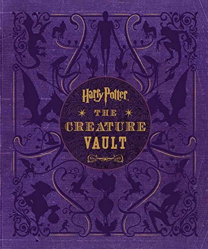 Jody Revenson Harry Potter The Creature Vault The Creatures And Plants Of T