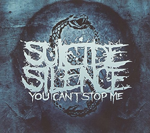 Suicide Silence You Can't Stop Me CD DVD