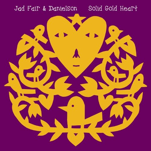 Jad Fair & Danielson Solid Gold Heart