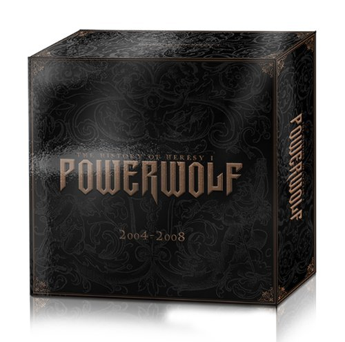 Powerwolf History Of Heresy I 2004 2008