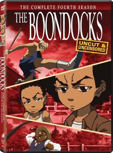 Boondocks Season 4 DVD Nr