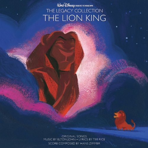 Lion King Soundtrack Legacy Edition