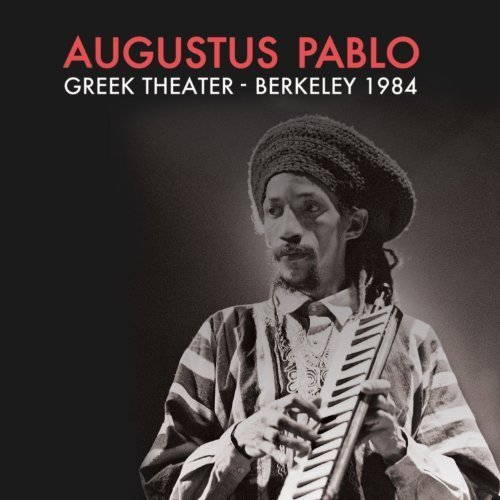 Augustus Pablo Greek Theater Berkeley Ca 1984