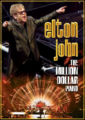 Elton John Million Dollar Piano