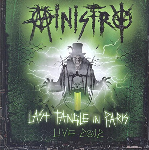 Ministry Last Tangle In Paris Live 2012