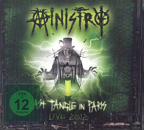 Ministry Last Tangle In Paris Live 2012 2 CD Incl. DVD