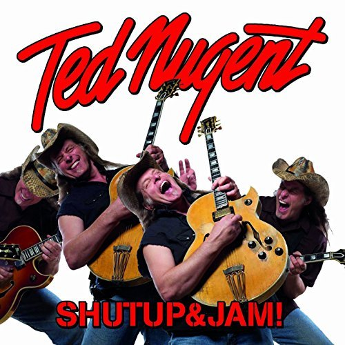 Ted Nugent Shutup&jam