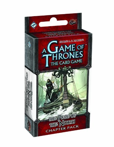 A Game Of Thrones Lcg The Prize Of The North Chapter Pack