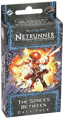 Android Netrunner The Spaces Between Data Pack