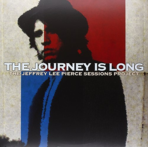 Jeffrey Pierce Journey Is Long 2 Lp