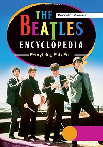 Kenneth Womack The Beatles Encyclopedia Everything Fab Four 2 Vols