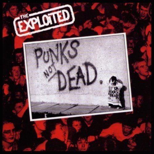 Exploited Punks Not Dead 2 Lp