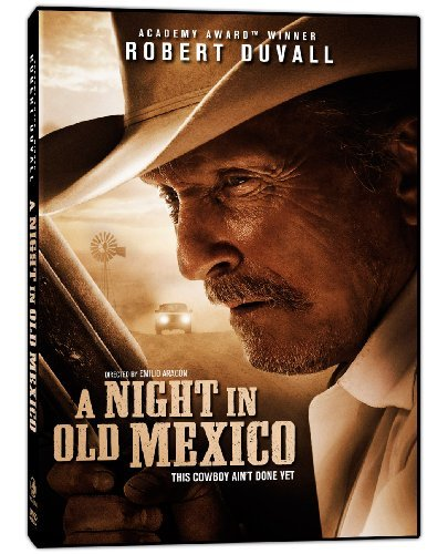 Night In Old Mexico Duvall Tosar DVD Ur