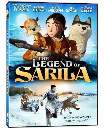 Legend Of Sarila Legend Of Sarila DVD Nr