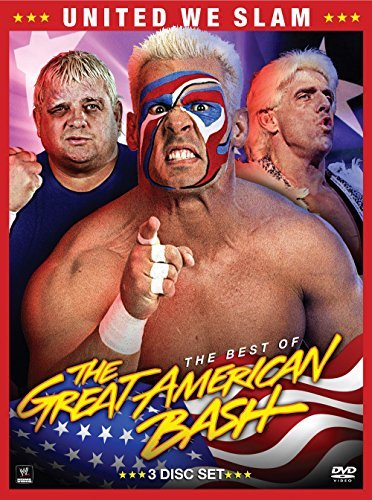 Wwe United We Slam Best Of Great American Bash DVD