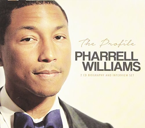 Pharrell Williams Profile 2 CD